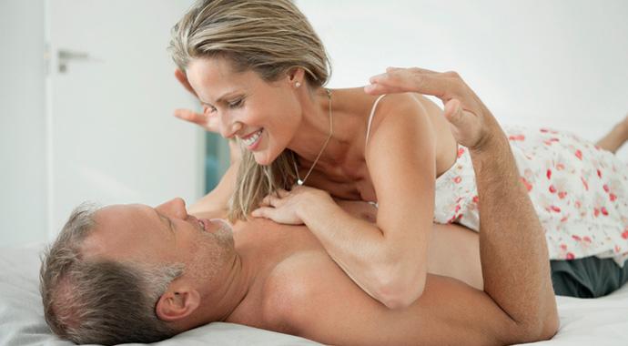 Все возрасты женской сексуальности
