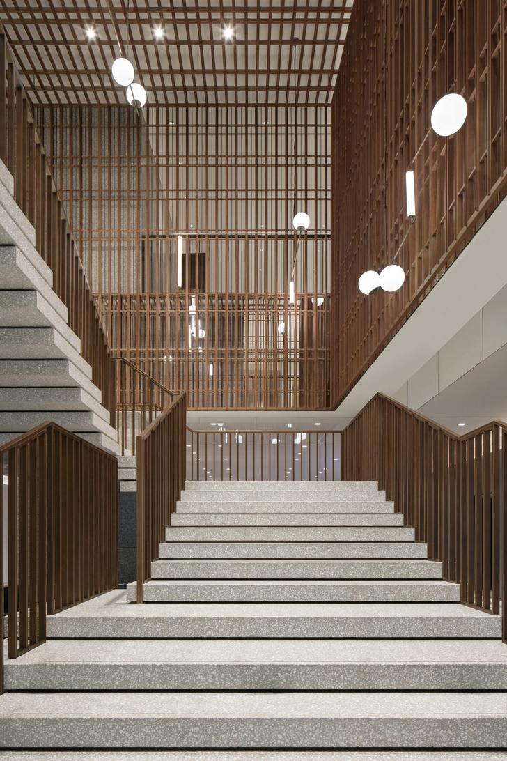 Фото №2 - Отель в Шанхае по проекту Neri & Hu