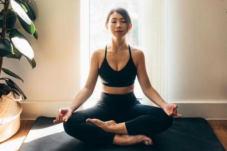 Фото №2 - Что произойдет с лицом, если медитировать каждый день?