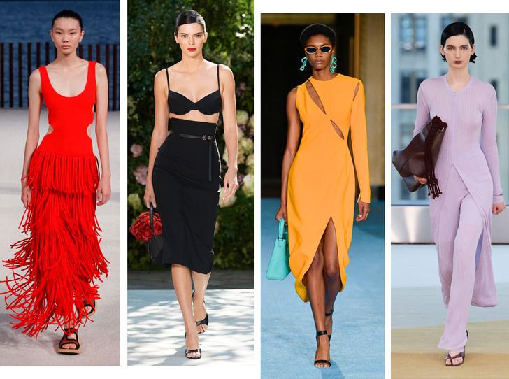 Фото №1 - Тренды весны и лета 2022 с Недели моды в Нью-Йорке