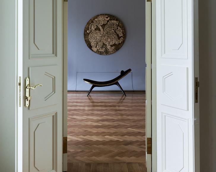 Фото №2 - Выставка «Трын*Трава. Современный русский стиль» в Москве