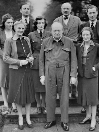 Уинстон Черчилль дочери фото, дочери президентов фото