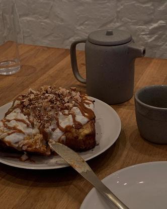 Фото №4 - Воскресный бранч: 6 мест для долгих завтраков в Москве
