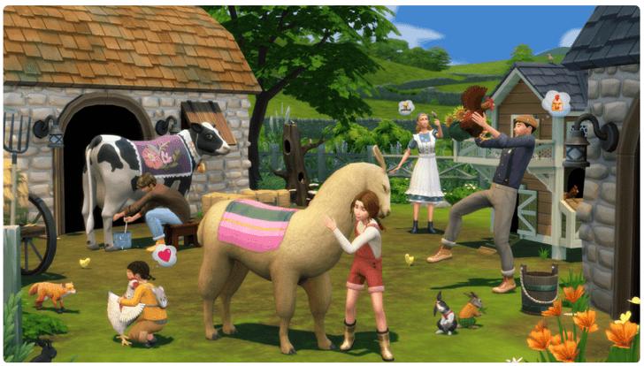 Фото №1 - Создатели «убийцы» The Sims показали невероятные возможности режима строительства