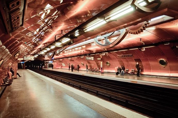 Arts et Metiers, Париж