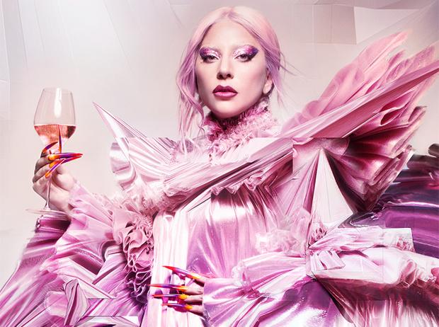 Фото №1 - Арт-вселенная двух культовых творцов: Леди Гага и Dom Perignon объявили о совместной коллаборации