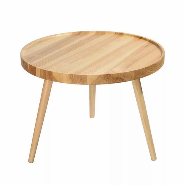 Фото №10 - ТОП-15: деревянные журнальные столики