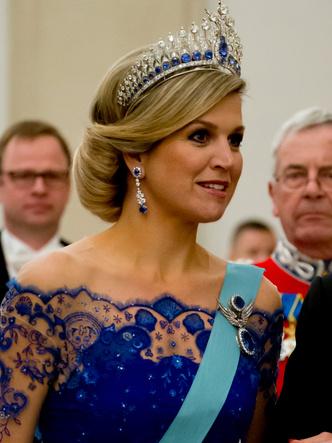 Фото №9 - Самые роскошные и любимые тиары королевы Максимы