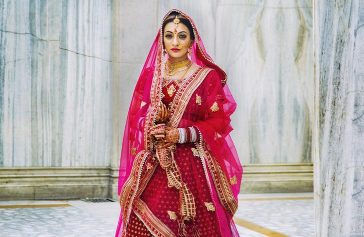 Бьюти-рутина индийской невесты