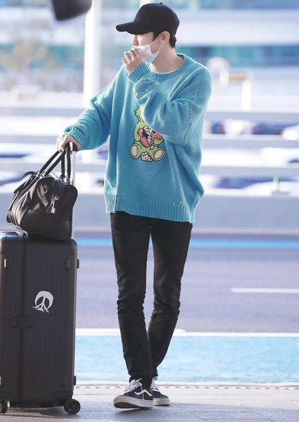 Фото №4 - K-pop style: разбираем стиль Чанёля из EXO