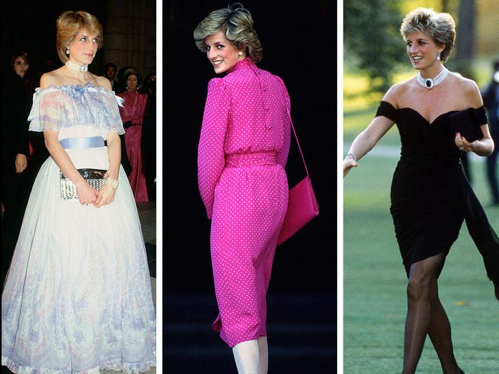 Фото №1 - 10 платьев принцессы Дианы, которые вошли в историю моды и изменили ее