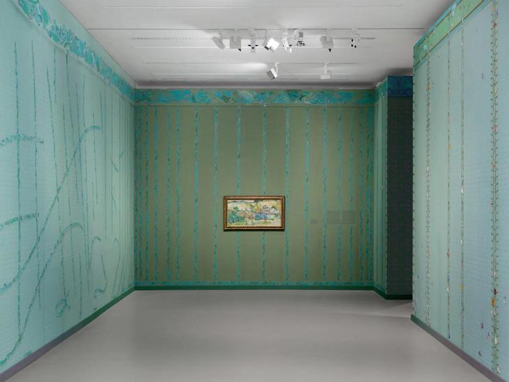 Фото №4 - Винсент Ван Гог и обои Лауры Оуэнс на выставке в Арле