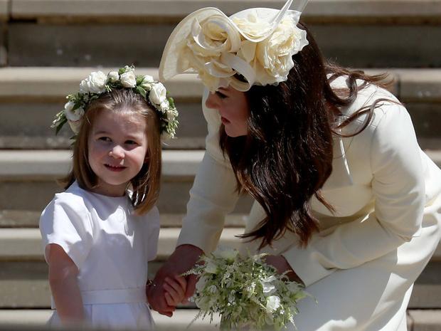 Фото №5 - Самые важные гости: маленькие Виндзоры на королевских свадьбах