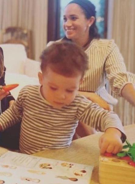 Фото №15 - Сыну принца Гарри и Меган Маркл— 2 года: как выглядит ребенок, которого не показывают прессе