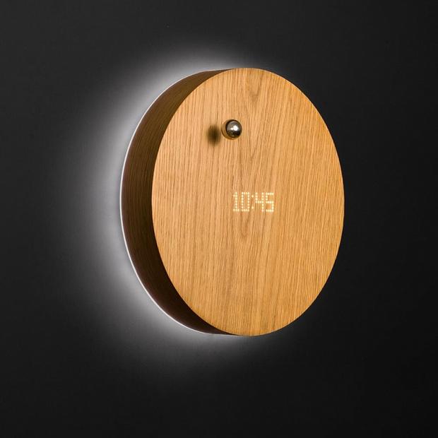 Фото №6 - Пробил час: стильные часы для вашего дома