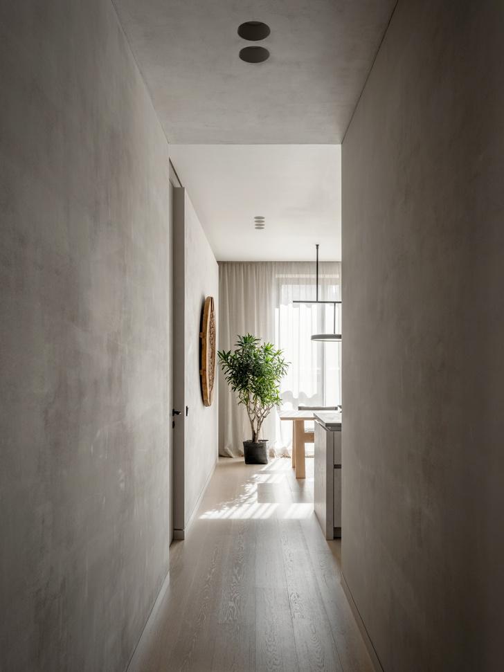 Фото №3 - Светлый, воздушный интерьер квартиры 142 м² в Москве