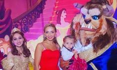 Дочь Навки и Пескова отметила день рождения в замке Белль
