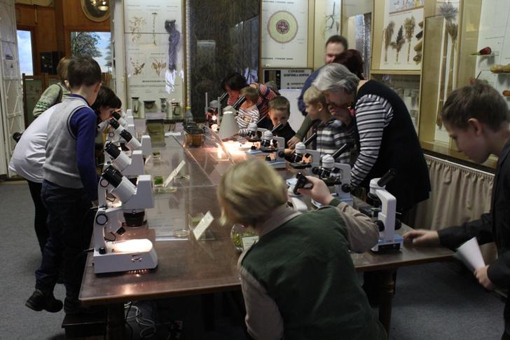Фото №1 - В биологическом музее им.К.А.Тимирязева пройдет экологический праздник «День болот»
