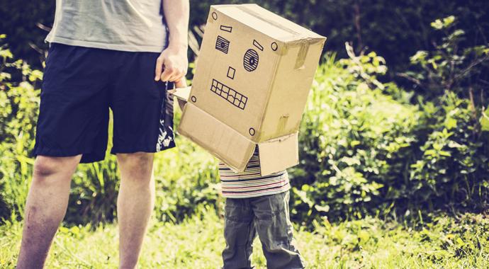 Воспитание — это не управление ребенком