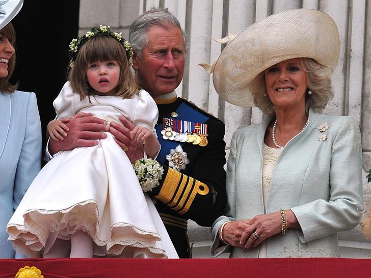 Фото №3 - Как внуки Камиллы называют принца Чарльза (спойлер— не дедушкой)