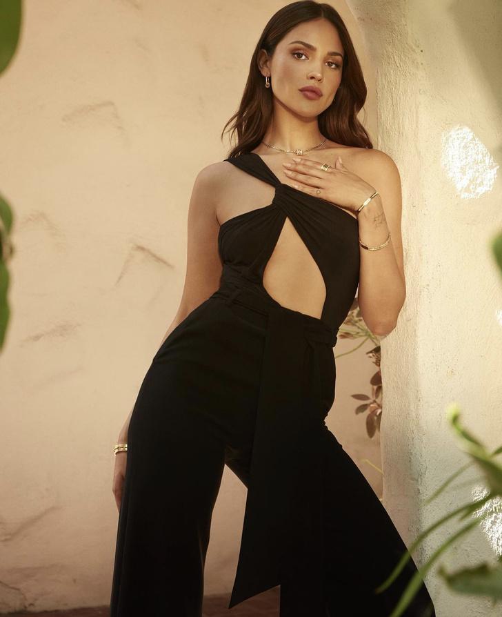 Фото №2 - Самая роковая латиноамериканская актриса Эйса Гонсалес стала амбассадором Bvlgari. Драгоценное приобретение