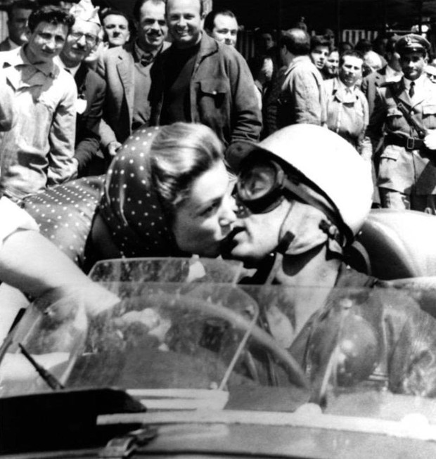Фото №1 - Поцелуй смерти. История одной фотографии