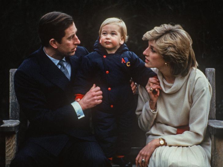 Фото №2 - Как Чарльз хотел назвать Уильяма (и почему Диана была против)