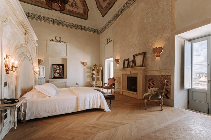 Фото №1 - Бутик-отель в итальянском дворце XVIII века