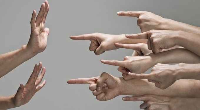 Чувство вины: защита или нападение