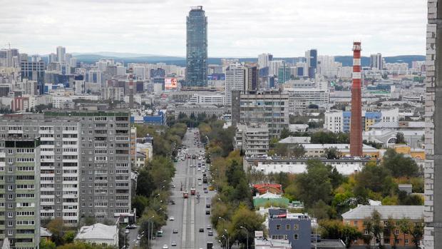 Фото №1 - Екатеринбургский урбанист предложил превратить улицу Малышева в аналог Большой Лубянки