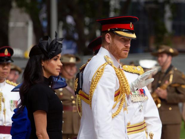 Фото №4 - 12 странных и скандальных высказываний принца Гарри о королевской жизни