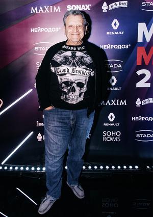 Фото №2 - Смерть веселого человека: главред MAXIM Александр Маленков о Борисе Грачевском