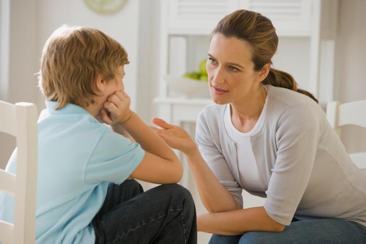 Фото №1 - Как говорить с ребенком о семейных проблемах, чтобы не навредить: 4 важных правила