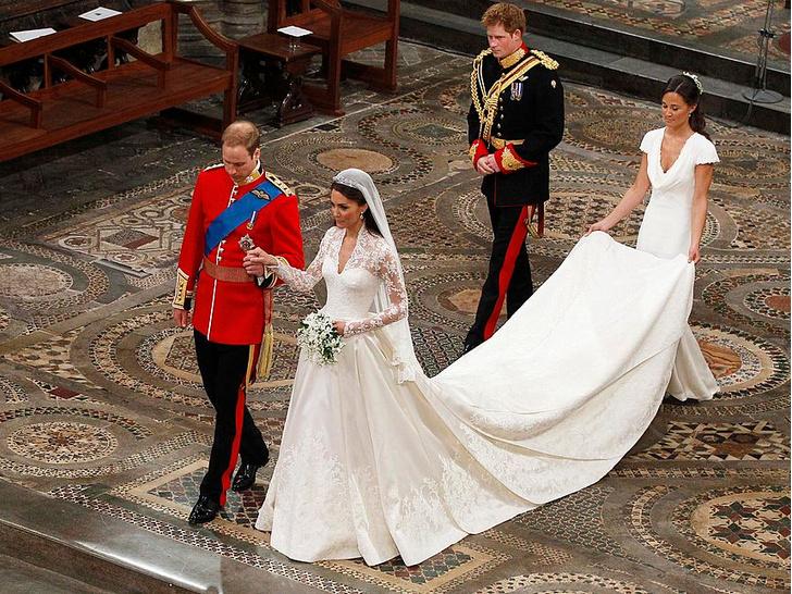Фото №3 - Переломный момент: как свадьба Кембриджских повлияла на личную жизнь принца Гарри