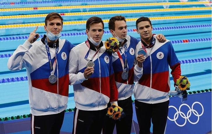 Фото №8 - Никто не скажет мяу: как маска с котом стала мемом Олимпиады и доказала упорство русских