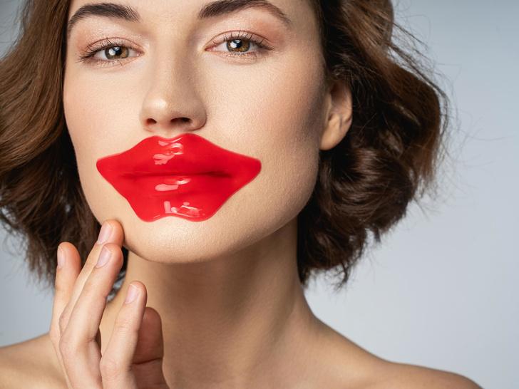 Фото №1 - Маски для губ: зачем они нужны, и как выбрать подходящую