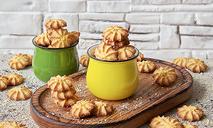 Danish butter cookies – сливочное печенье из Копенгагена
