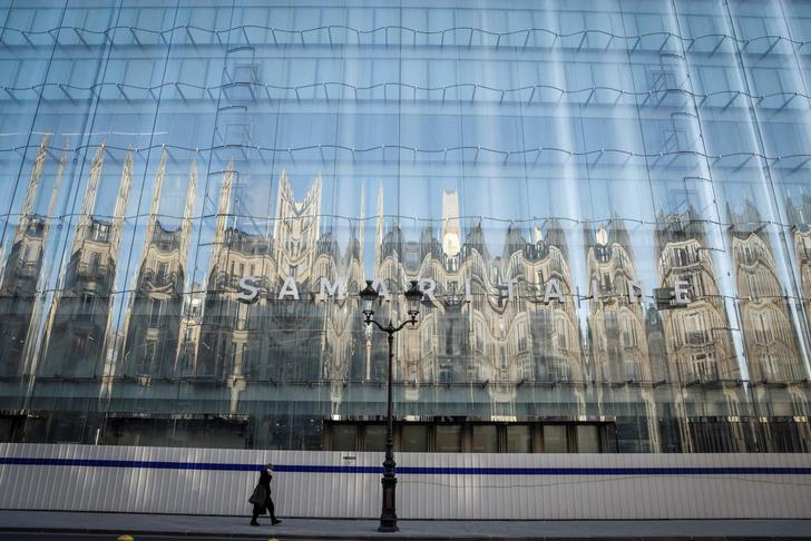 Фото №5 - В Париже открылся легендарный универмаг La Samaritaine