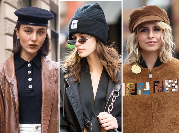 Фото №1 - Вам идет: как подобрать шапку по форме лица и не только