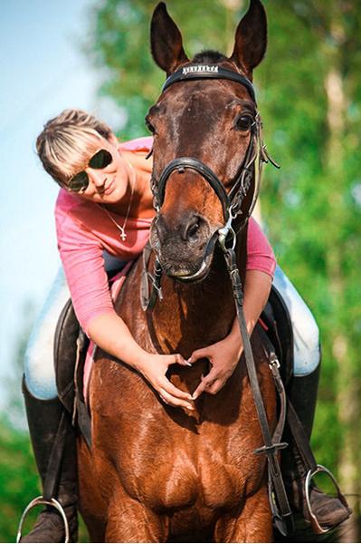 Фото №33 - Девушки на коне: самые романтичные наездницы Ульяновска