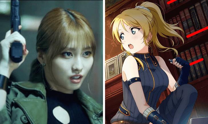 Фото №13 - Кто из k-pop айдолов сыграл бы твоих любимых героев аниме? 🔥