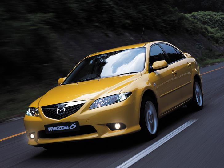 Фото №2 - 6 причин, почему Mazda 6— самая важная модель бренда