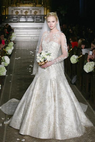 Фото №2 - Чем заменить фатy: 7 трендов свадебной моды