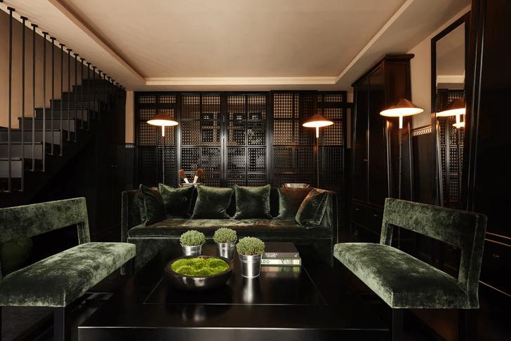 Фото №9 - Парижский отель с английским очарованием