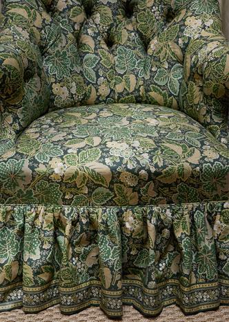 Фото №7 - Дом текстильного дизайнера Натали Фарман-Фармы в Лондоне