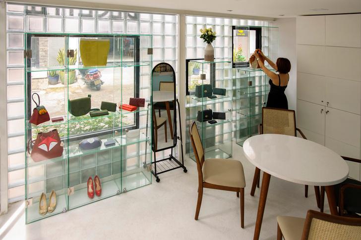 Фото №3 - Дом из стеклоблоков во Вьетнаме