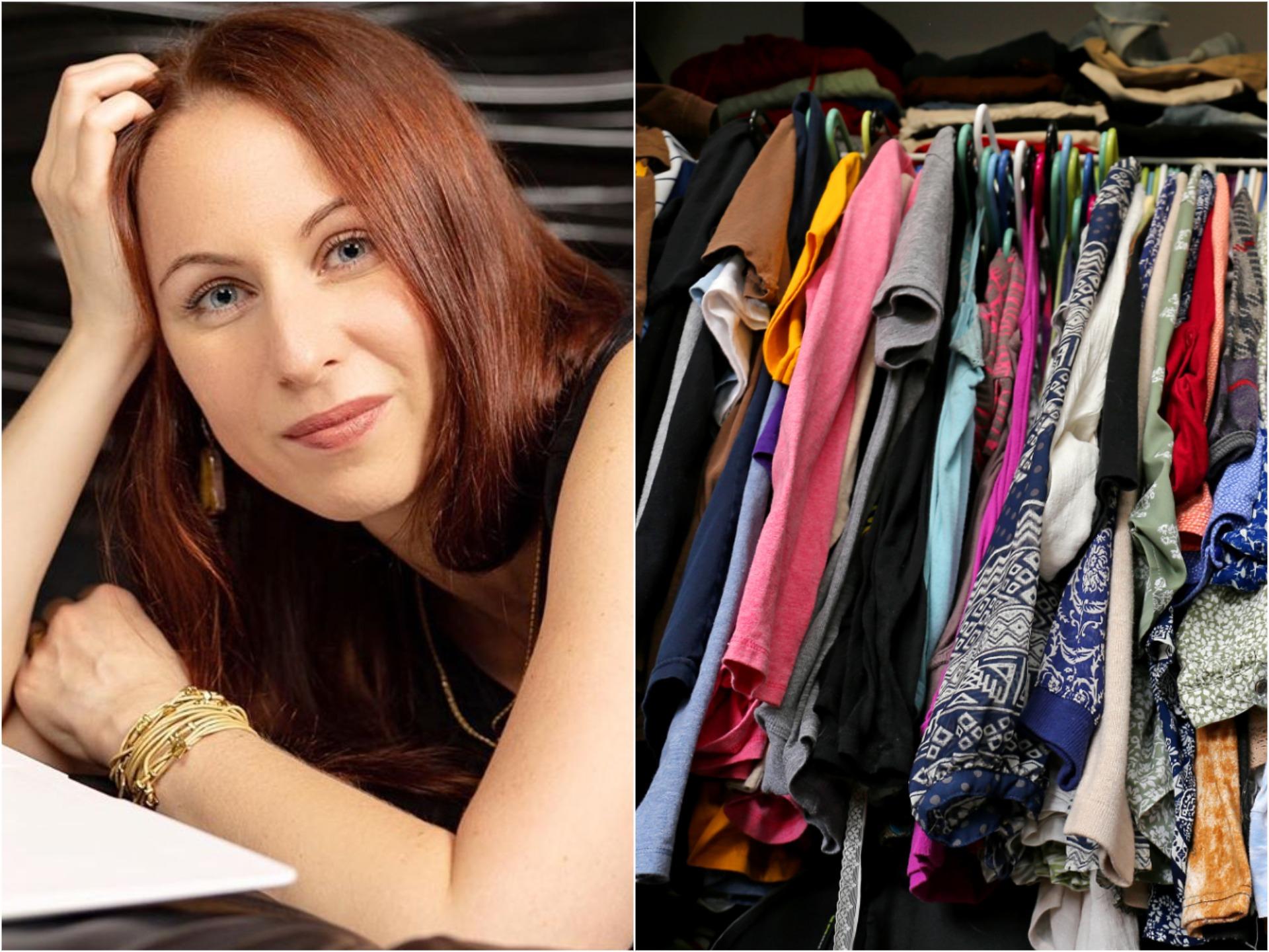 Как спастись от ненужной одежды: специалист по организации пространства выдает явки и пароли