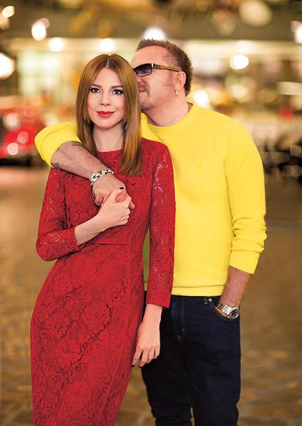 Владимир Пресняков: «Я влюбляюсь в Наташу каждый день по-новому»