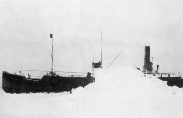 Фото №2 - Самые странные корабли, когда-либо выходившие в море