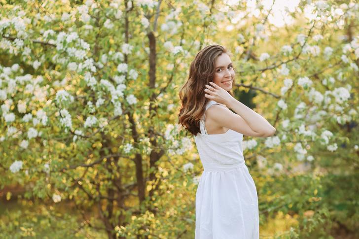 Бьюти-сборы французской невесты